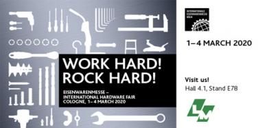 2020 International Hardware Fair Cologne